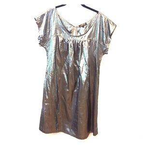 LaRok silver tunic